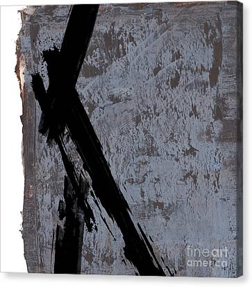 Alternative Edge I Canvas Print by Paul Davenport