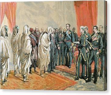 Amadeo I (1845-1890 Canvas Print by Prisma Archivo