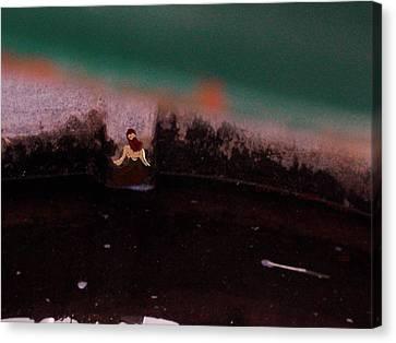 Amanda's Dusk Canvas Print
