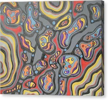 Amapas #7 Canvas Print