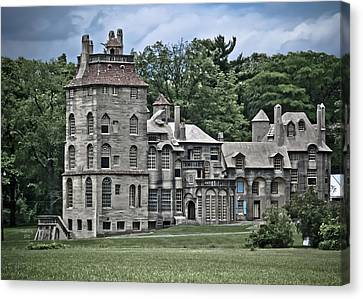 Amazing Fonthill Castle Canvas Print