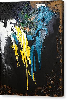 Ambiguous  Canvas Print by Angelo Terracciano