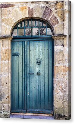 Amelias Door Canvas Print