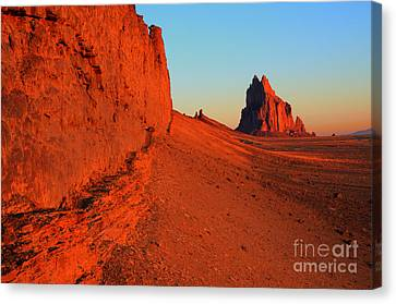 America The Beautiful New Mexico 1 Canvas Print by Bob Christopher