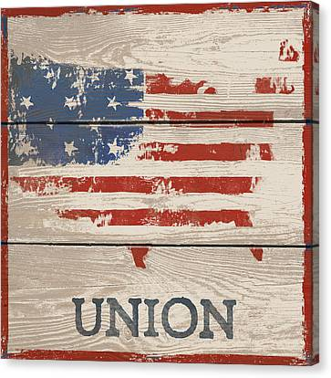 American IIi - Union Canvas Print