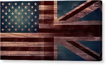 American Jack IIi Canvas Print