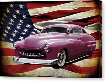 American Merc Canvas Print
