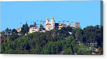 America's Castle Canvas Print by Tap On Photo
