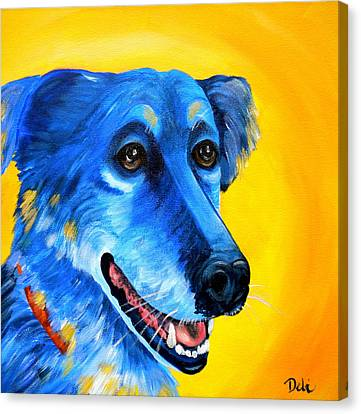 Amigo Canvas Print by Debi Starr