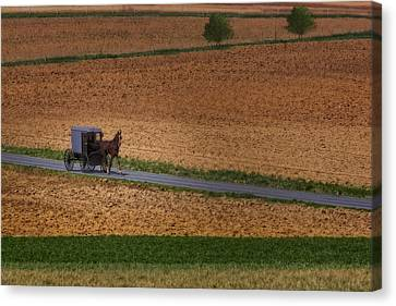 Amish Country Lancaster Pennsylvania Canvas Print