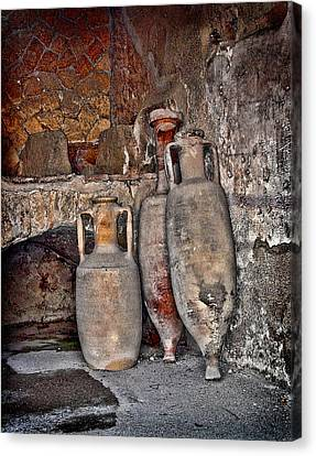 Amphora Canvas Print by Heather Applegate