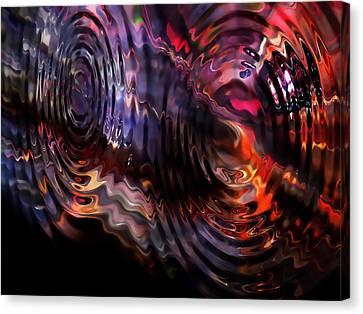 Amplified Canvas Print by Terril Heilman