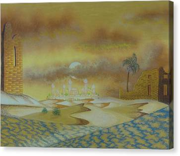 An Arab Dominion Canvas Print