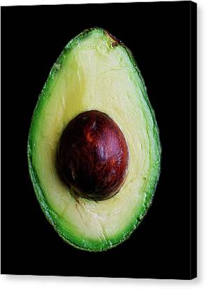 An Avocado Canvas Print