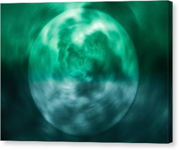 Canvas Print featuring the photograph Green Energy by Kellice Swaggerty