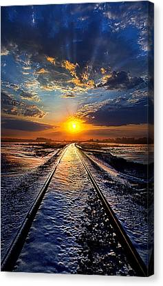 An Old Song Canvas Print by Phil Koch