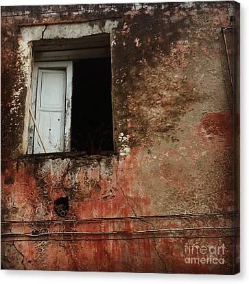 An Open Door Canvas Print by H Hoffman