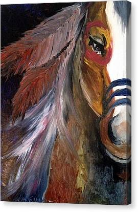 Anaba Canvas Print