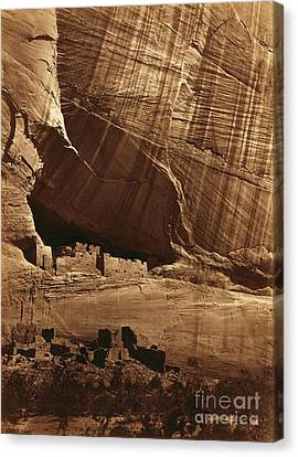 Sullivan Canvas Print - Anasazi Ruins - Canyon De Chelly by Pg Reproductions