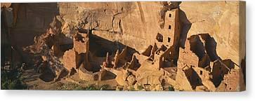 Anasazi Ruins, Mesa Verde National Canvas Print