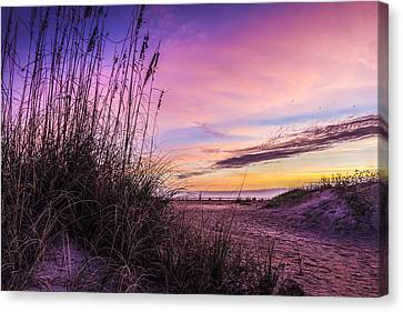 Sky Scape Canvas Print - Anastasia Dawn by Marvin Spates