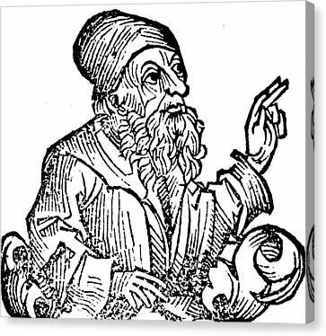 Anaxagoras Canvas Print by Universal History Archive/uig