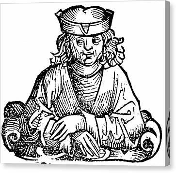 Anaximander Canvas Print