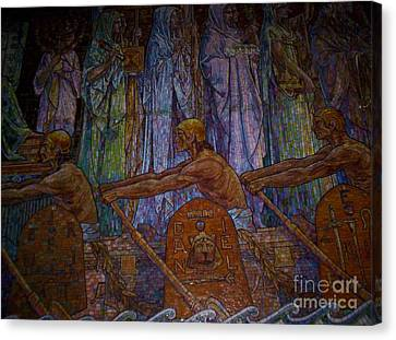 Canvas Print featuring the photograph Ancestry by Michael Krek