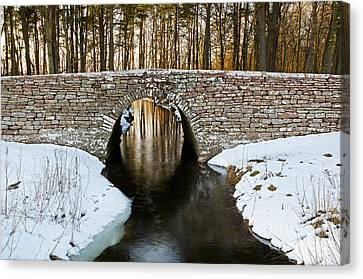 Ancient Bridge Canvas Print