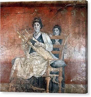 Ancient Rome Mural Canvas Print