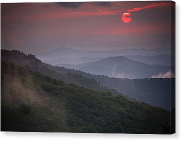 Ancient Smokies Canvas Print
