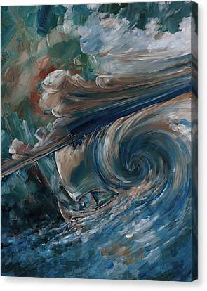 Ancient Storm Canvas Print