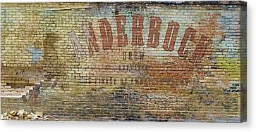 Anderbock Brew Canvas Print by John Babis