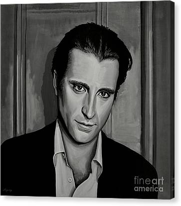 Andy Garcia Canvas Print
