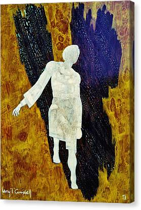 Angel 1 Canvas Print by Larry Campbell