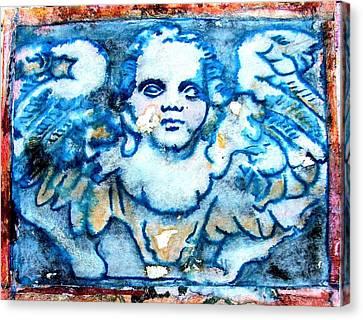 Angel 6 Canvas Print