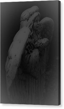 Angel Canvas Print by Jennifer Burley