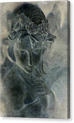 Angel Canvas Print by WB Johnston