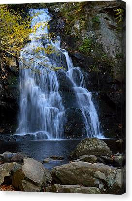 Angels In The Waterfall Canvas Print