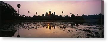 Angkor Vat Cambodia Canvas Print