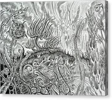 Angst Ridden Canvas Print by Steven Bales