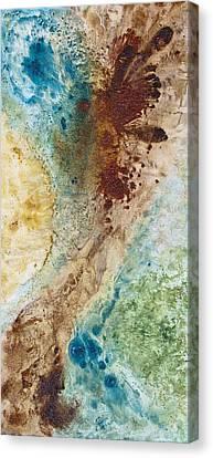 Yin's Kinaalda Canvas Print by Sora Neva