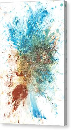 Yang's Walkabout Canvas Print by Sora Neva