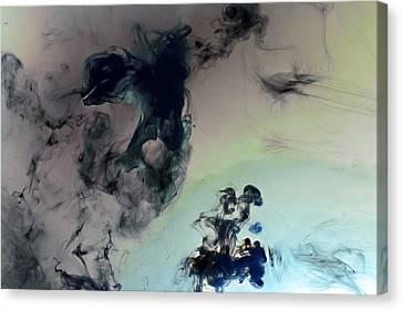 Animal Flight Canvas Print by Petros Yiannakas
