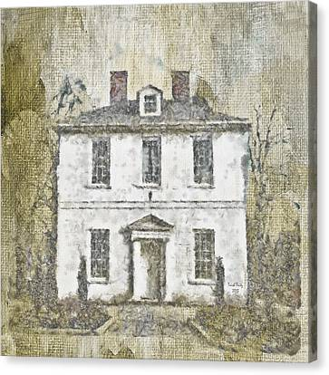 Animal House Canvas Print by Trish Tritz