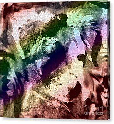 Animalistic Canvas Print