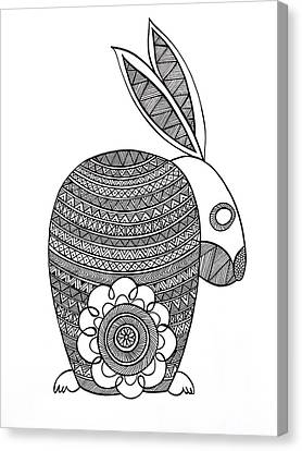 Animals Bunny Canvas Print