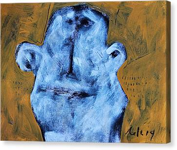 Animus No. 42 Canvas Print by Mark M  Mellon