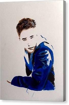 Anja4 Canvas Print