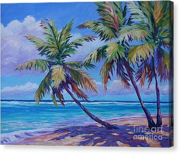Another Beautiful Day Canvas Print by John Clark